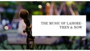 Music in Lahore