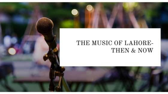 Music in Lahore
