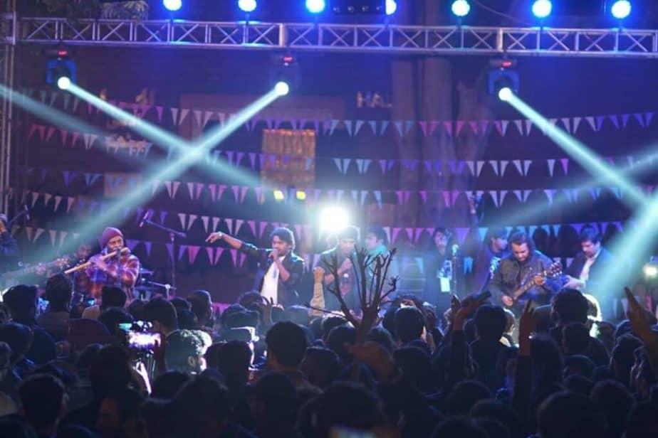 Music in Lahore 1