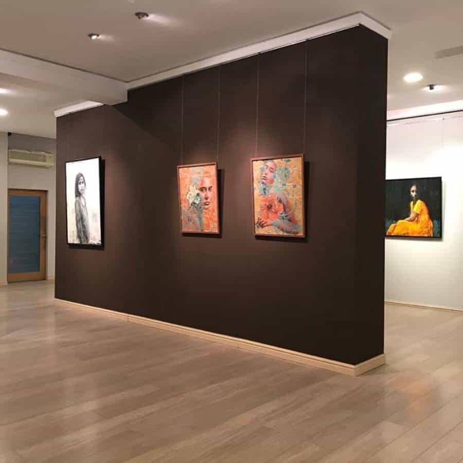 ejaz art gallery lahore