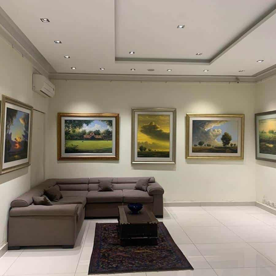 Top art galleries in Lahore